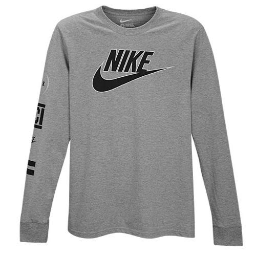 Long sleeve nike t shirts custom shirt for Nike custom t shirts