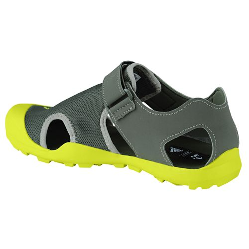 Adidas ADIDAS CAPTAIN TOEY for boys (junior school) kids boys girls children's BASE GREEN Green Green SEMI SOLAR YELLOW yellow / yellow TECH tech BEIGE sneakers