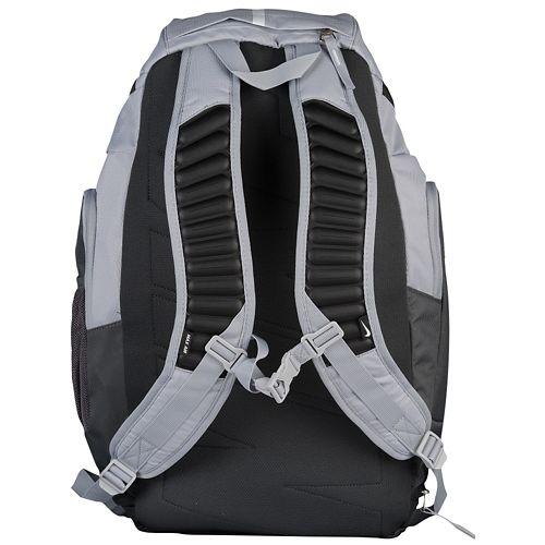 耐克NIKE HOOPS ELITE精英MAX最大AIR空气TEAM组BACKPACK背包包帆布背包CHARCOAL木炭DARK GREY GRAY灰色、灰色WHITE白、白包