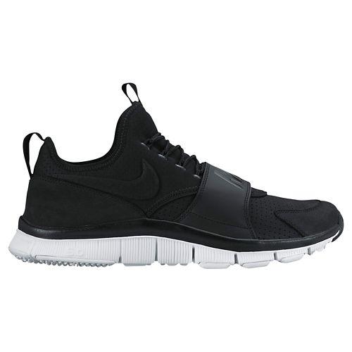 【あす楽】ナイキ フリー エース レザー スニーカー シューズ メンズ靴 NIKE FREE ACE LTHR MENS メンズ BLACK 黒 ブラック