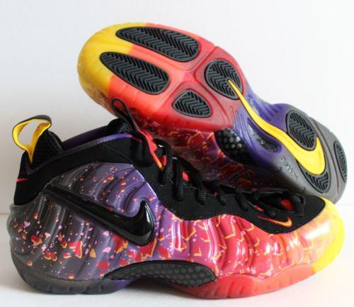 uk availability 0eaee 0d9e0 Nike for the NIKE Nike AIR FOAMPOSITE PRO PREMIUM エアフォームポジットプレミアム PRM  ASTEROID Nike FIRE BLACK FIRE BLACK men man