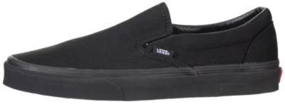 【訳あり】【あす楽】VANS バンズ CLASSIC SLIP ON BLACK 黒・ブラック (shvn-0eyebka) カジュアル/ファッション スニーカー 運動靴