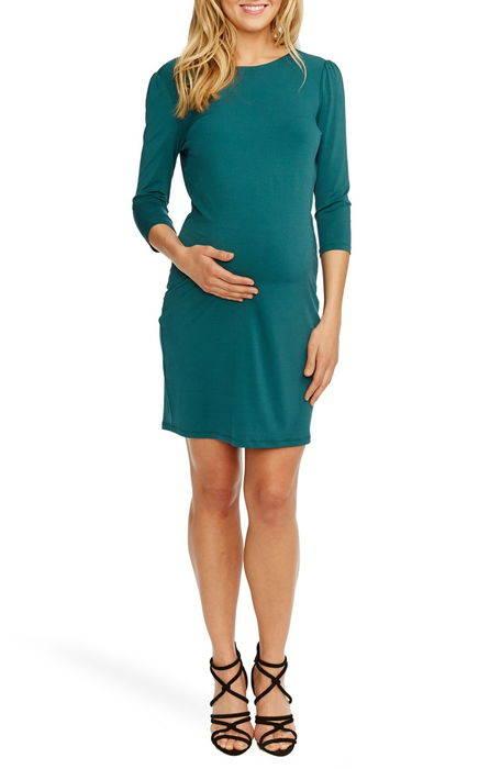 マタニティ ドレス ワンピース '' audra maternity dress レディースファッション