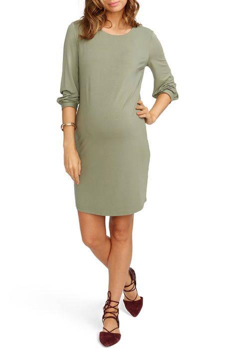 マタニティ ドレス ワンピース '' hampton maternity dress レディースファッション