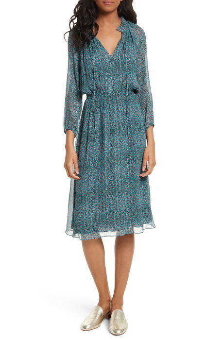 minnie floral chiffon dress ミニー フローラル シフォン ドレス ワンピース レディースファッション