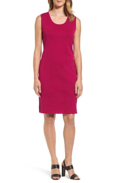 knit sheath dress ニット ドレス ワンピース レディースファッション