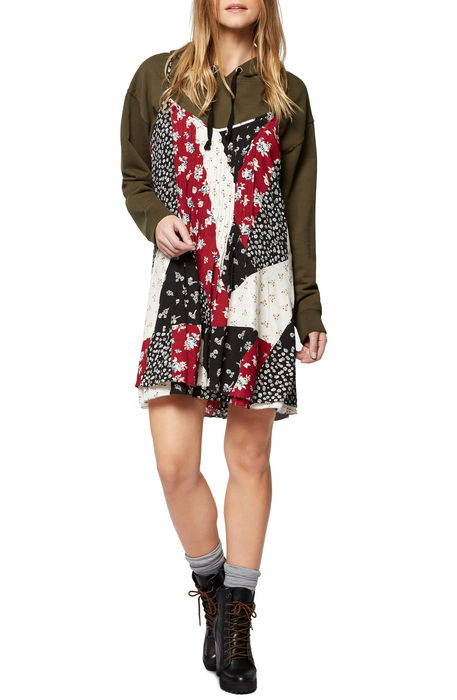 spring fling floral slipdress スプリング フローラル ドレス レディースファッション