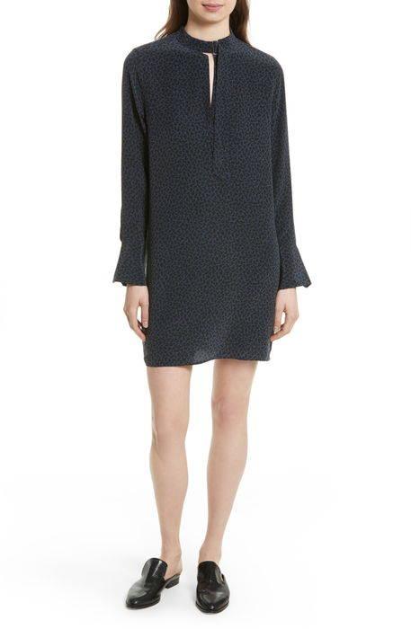 condence silk shift dress シルク シフト ドレス ワンピース レディースファッション