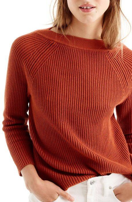 jcrew relaxed cotton boatneck sweater j.crew リラックス コットン ボートネック セーター トップス レディースファッション ニット