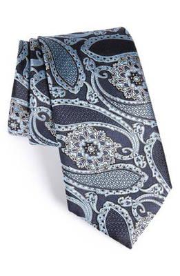 ペイズリー シルク ネクタイ paisley silk tie スーツ用ファッション小物 ブランド雑貨 小物 バッグ