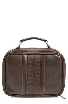 レザー トラベル キット martin?dingman?'rudyard' martindingmanrudyard leather travel kit ブランド雑貨 メンズバッグ 小物 バッグ