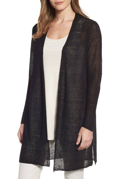 hemp blend long cardigan ヘンプ ブレンド ロング カーディガン セーター トップス ニット レディースファッション