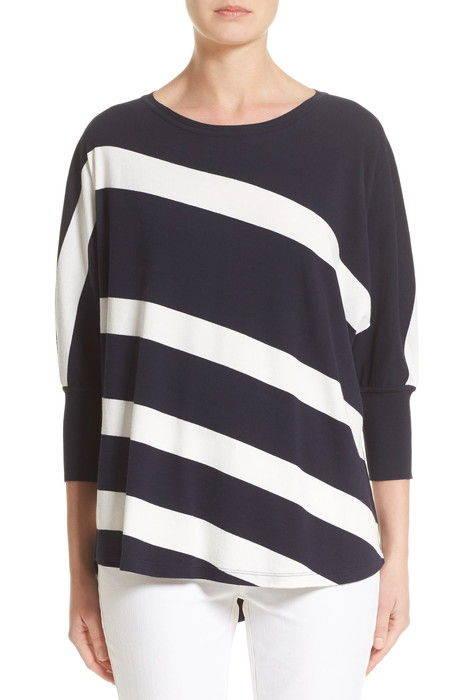 ストライプ セーター stripe sweater ニット トップス レディースファッション