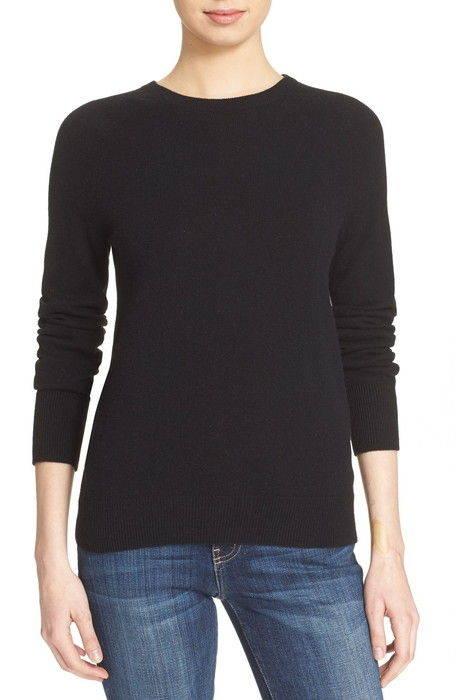 クルーネック カシミヤ セーター '' sloane crewneck cashmere sweater トップス レディースファッション ニット
