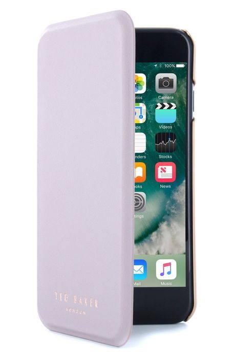 shannon iphone 7 plus mirror folio case アイフォン & プラス ミラー ケース スマートフォン スマートフォンアクセサリー タブレット