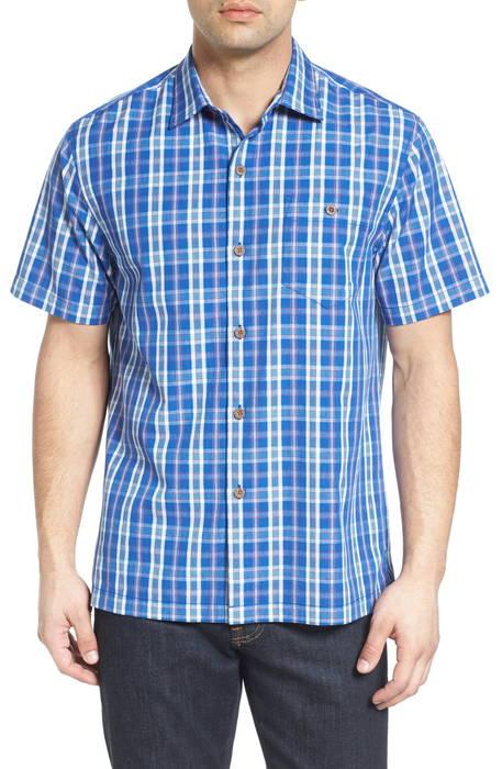 checkolada silk blend camp shirt シルク ブレンド キャンプ シャツ メンズファッション トップス カジュアルシャツ
