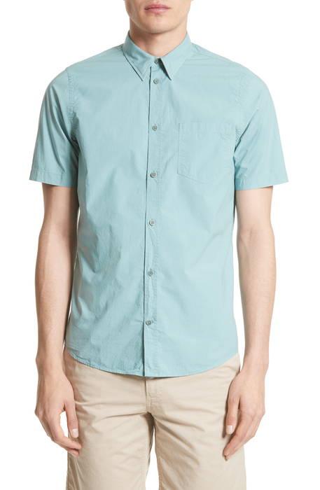 anton trim fit sport shirt フィット スポーツ シャツ メンズファッション カジュアルシャツ トップス
