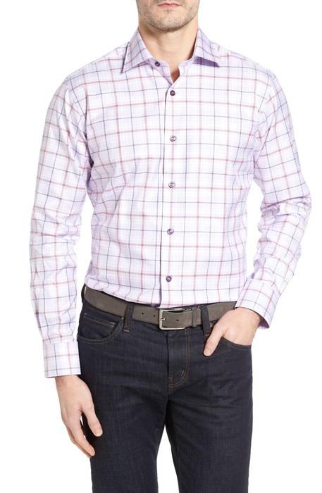 crespi iv tailored fit sport shirt テーラード フィット スポーツ シャツ メンズファッション カジュアルシャツ トップス