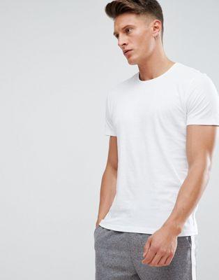 カルバンクライン CALVIN KLEIN メンズファッション メンズ ネック ホワイト カルバン 白 男性用 Tシャツ カットソー クライン クルー 【 CREW NECK TSHIRT WHITE 】