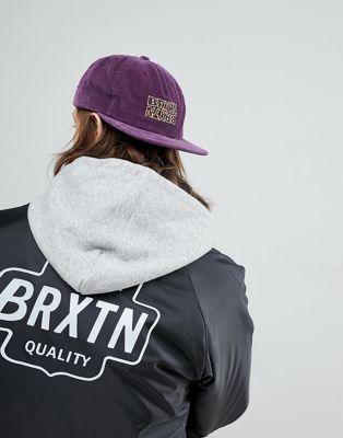 ブリクストン brixton バッグ 帽子 コーデュロイ ブリクトン スナップバック キャップ vitus corduroy snapback cap 小物 メンズ帽子 ブランド雑貨