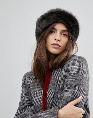 ブリクストン brixton ハット ブリクトン hat with faux fur trim バッグ ブランド雑貨 帽子 小物 レディース帽子