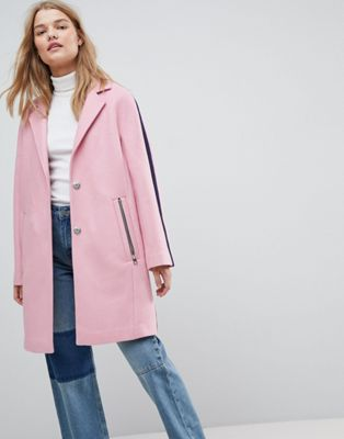 エイソス asos sports tipping ティッピング coat コート アウター ジャケット レディースファッション