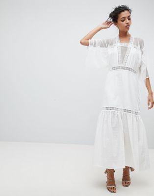 ダイアリーズ ワンピース マキシ ジェットセット ドレス the jetset diaries beachwood maxi dress レディースファッション