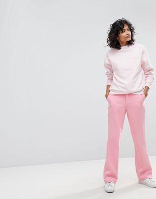 2ndday create flared trousers パンツ フレアー クリエイト レディースファッション ボトムス