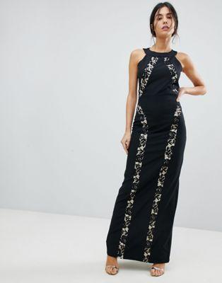 オルター alter paperdolls mono モノ halter ホルター maxi マキシ dress ドレス ワンピース レディースファッション