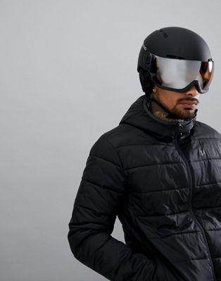 黒 ヘッド ナイト イン ヘルメット スキー ブラック head knight ski helmet in black 帽子 メンズ帽子 小物 バッグ ニット帽 ブランド雑貨
