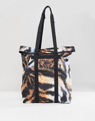 gstar tiger print backpack リュックサック タイガー バックパック ジースター バッグ プリント リュック レディースバッグ ブランド雑貨 小物