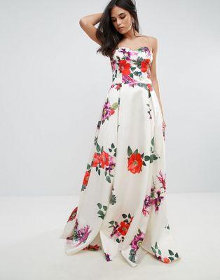 マキシ ユニーク ワンピース ノンスリーブ ドレス フォーエバー フローラル forever unique sleeveless maxi floral prom dress レディースファッション