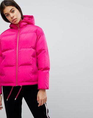 エイソス asos アルティメイト パッド ジャケット ultimate padded jacket アウター コート レディースファッション