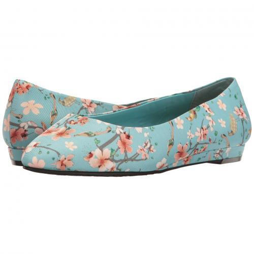 ソフト スタイル アクア レディース 女性用 靴 レディース靴 カジュアルシューズ 【 SOFT STYLE DARLENE AQUA COROMANDEL 】