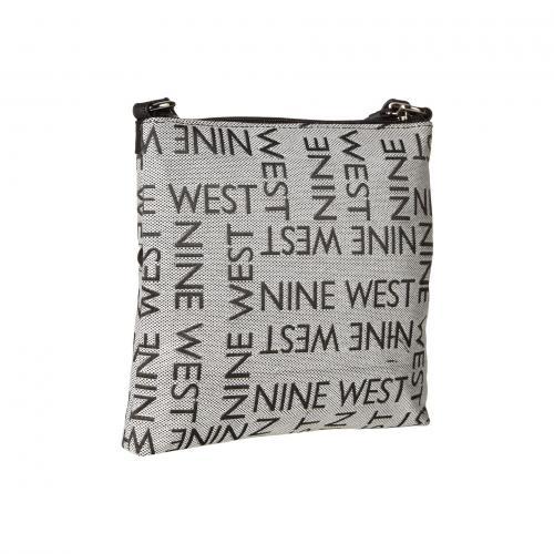 e844d5b5b151 ... ナインウェストクロスボディ黒ブラックレディース女性用ブランド雑貨ショルダーバッグレディースバッグバッグ ...