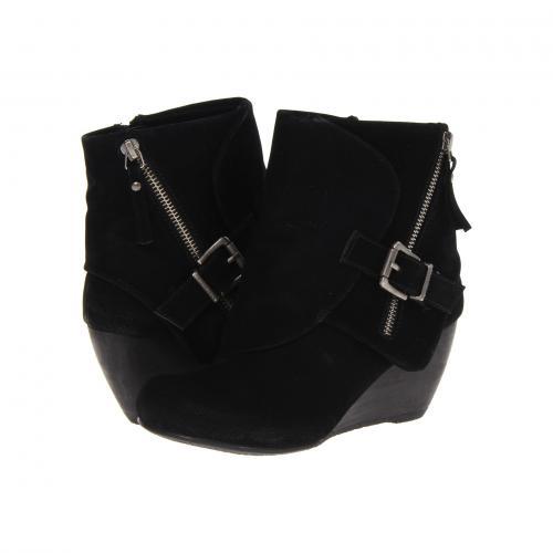 黒 ブラック レディース 女性用 靴 レディース靴 ブーツ 【 BLACK BLOWFISH BILOCATE FAWN 】