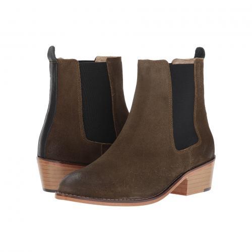 マット 黒 ブラック スエード スウェード レディース 女性用 ブーツ レディース靴 靴 【 BLACK MATT BERNSON FRISCO SUEDE 】