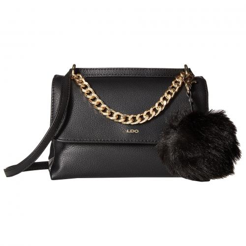 黒 ブラック レディース 女性用 ブランド雑貨 ハンドバッグ 小物 レディースバッグ バッグ 【 BLACK ALDO BROADBENT 】