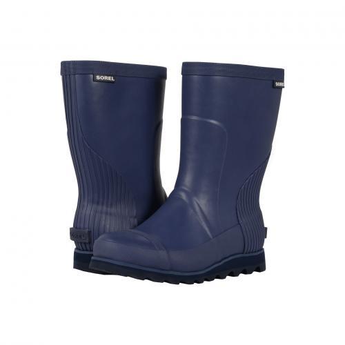 レイン ショーツ ハーフパンツ レディース 女性用 レディース靴 靴 ブーツ 【 SOREL JOAN RAIN SHORT NOCTURNAL ATMOSPHERE 】