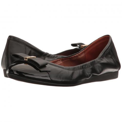コール エルシー バレエ パテント レディース 女性用 レディース靴 カジュアルシューズ 靴 【 COLE HAAN ELSIE BALLET II BLACK PATENT 】