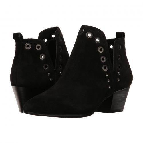 サム エデルマン 黒 ブラック レディース 女性用 レディース靴 靴 ブーツ 【 BLACK SAM EDELMAN RUBIN 】