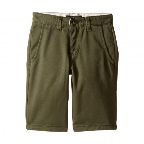 バンズ オーセンティック ストレッチ ショーツ グレープ リーフ 子供用 メンズ 男性用 パンツ ズボン メンズファッション 【 VANS AUTHENTIC KIDS STRETCH SHORTS GRAPE LEAF 】