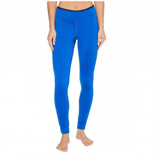リーボック コア タイツ バイタル 青 ブルー レディース 女性用 靴下 下着 ナイトウエア インナー レッグウェア スパッツ レギンス 【 TIGHTS BLUE REEBOK CORE VITAL 】