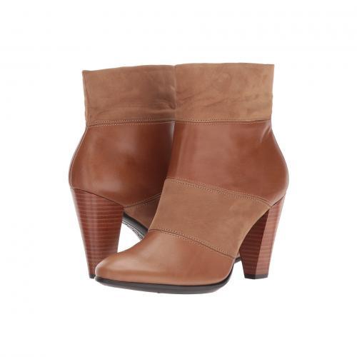 エコー シャープ モダン ブーツ レディース 女性用 レディース靴 靴 【 ECCO SHAPE 75 MODERN BOOT CAMEL 】
