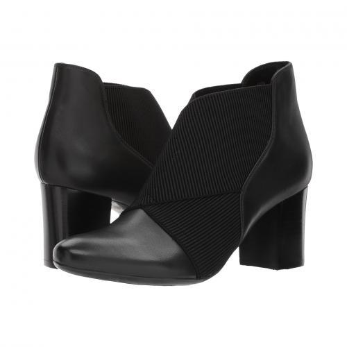 黒 ブラック エラスティック レディース 女性用 ブーツ レディース靴 靴 【 BLACK VANELI JAICEE SUEDE ELASTIC 】
