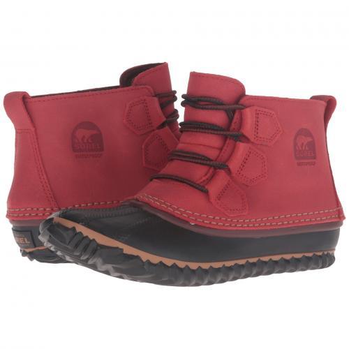 アウト レザー ジプシー 'N ABOUT レディース 女性用 ブーツ 靴 レディース靴 【 SOREL OUT LEATHER GYPSY 】