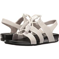 レースアップ アーバン 白 ホワイト レディース 女性用 靴 レディース靴 サンダル 【 FITFLOP GLADDIE LACEUP URBAN WHITE 】