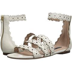 アリス オリビア ペニー ボーン カーフ + レディース 女性用 ミュール 靴 レディース靴 【 ALICE OLIVIA PENNY BONE CALF 】
