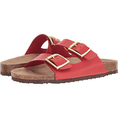 スティーブマッデン ガール 赤 レッド パリ レディース 女性用 靴 レディース靴 ミュール 【 MADDEN GIRL PLEAASE RED PARIS 】