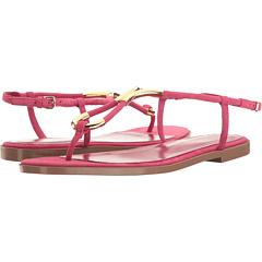 ツイスト フラット エレクトリック ピンク スエード スウェード レディース 女性用 靴 レディース靴 ミュール 【 PINK SERGIO ROSSI TWIST FLAT ELECTRIC SUEDE 】